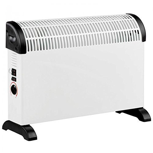 Electrical 2 KW Convector Heater - Wall Mounted Or Free Standing