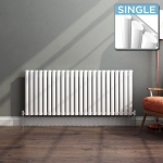 Vertical Radiators in Alstone, Somerset 4