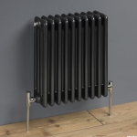 Vertical Radiators in Alstone, Somerset 2